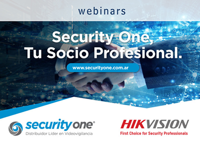 Accede a las grabaciones de webinars dictados por Security One