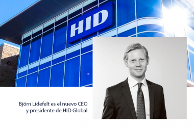 Nuevo presidente y CEO de HID Global