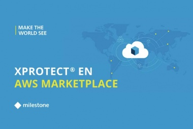 Xprotect® ahora disponible en AWS Marketplace de Amazon Web Services