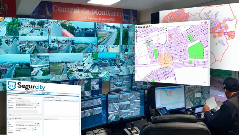 Segurcity lanza al mercado nuevo software de control de incidencias para seguridad ciudadana: Segursoft Incidencias