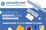 Calendario de capacitaciones con Security One