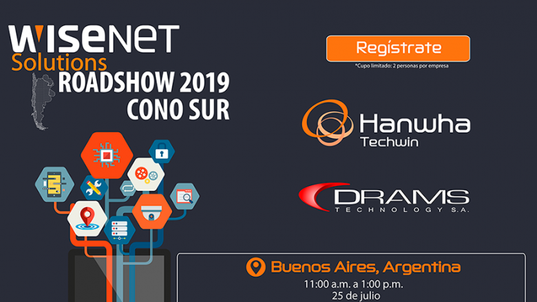 Wisenet Solution - Roadshow Cono Sur