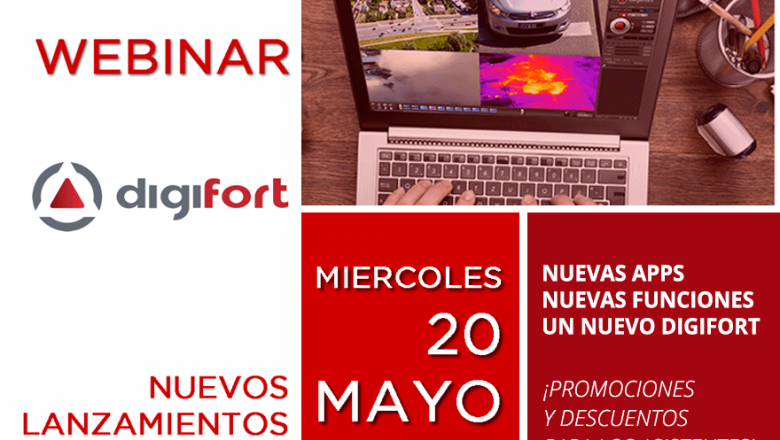 El mayor release en la historia de DIGIFORT