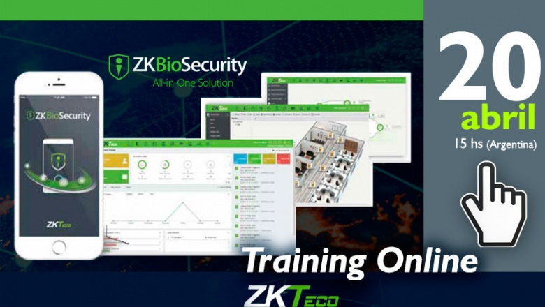 ZK Training On-line: ZkBiosecurity: Módulos - API - SDK y otros features