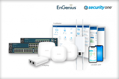 Soluciones de networking de Engenius en SecurityOne