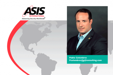 Primer sudamericano en el Global Board de ASIS International